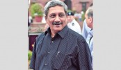Manohar Parrikar takes oath as Goa chief minister