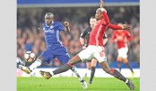 Kante crushes 10-man United