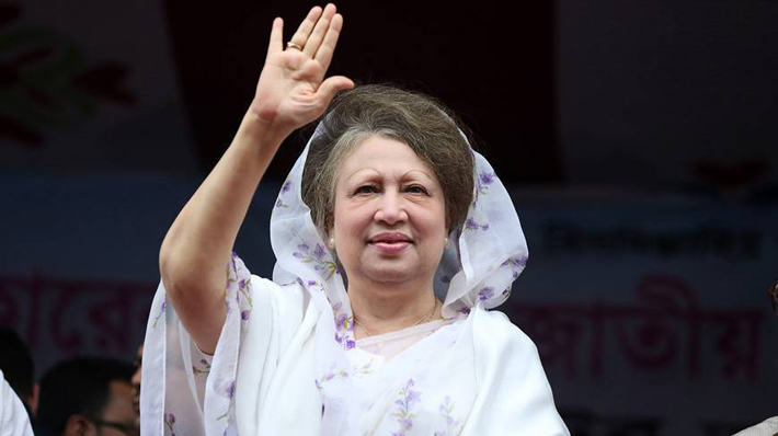 Hasan accuses Khaleda of patronizing militancy