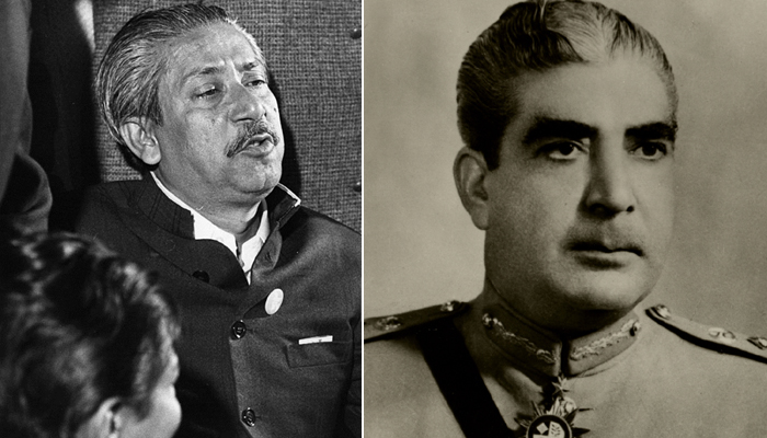 Mujib-Yahya meeting begins