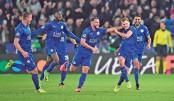 Leicester City stun Sevilla to reach the last eight