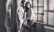 Salman Khan and Amy Jackson's Photoshoot for 'Being Human Campaign'