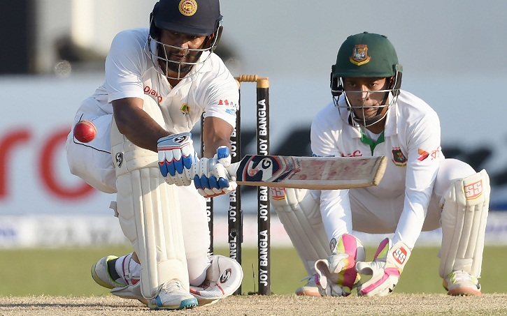Sri Lanka 54-0 at stumps in 2nd Bangladesh Test
