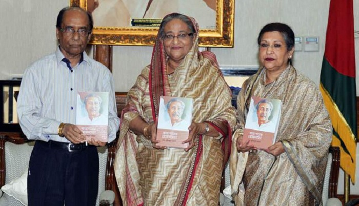 Bangabandhu's 2nd autobiography formally published