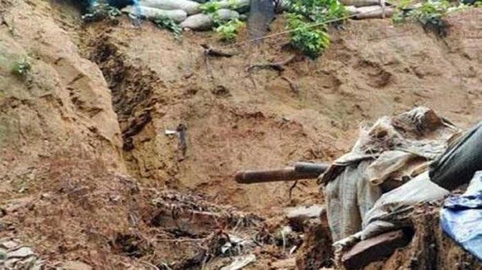 Three killed in Rangamati hillock collapse