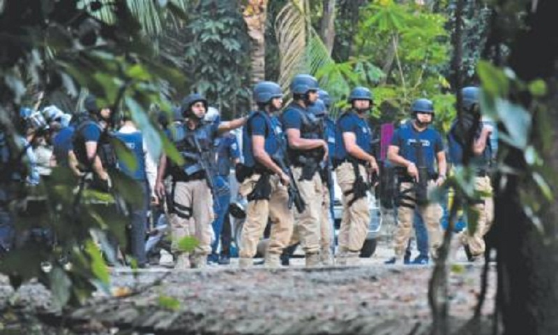4 cases filed over Chittagong 'militant hideout' raid