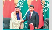 China, S Arabia sign agreements worth about $91 billion