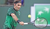 Federer races past Nadal at Indian Wells