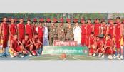 Bangladesh Army Basketball concludes