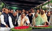 PM pays homage to Bangabandhu on his 98th birthday