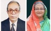 President, PM pay homage to Bangabandhu at Tungipara