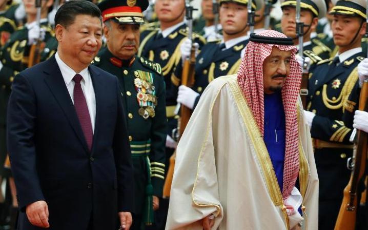 Saudi Arabia, China sign deals worth up to $65 billion
