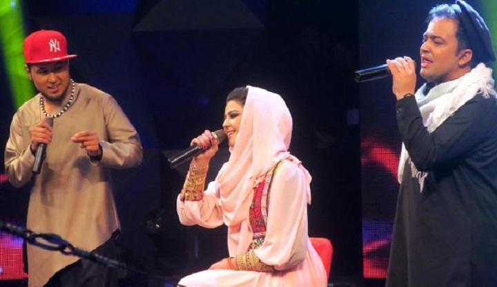Afghan Star: Singer inspires musical revolution