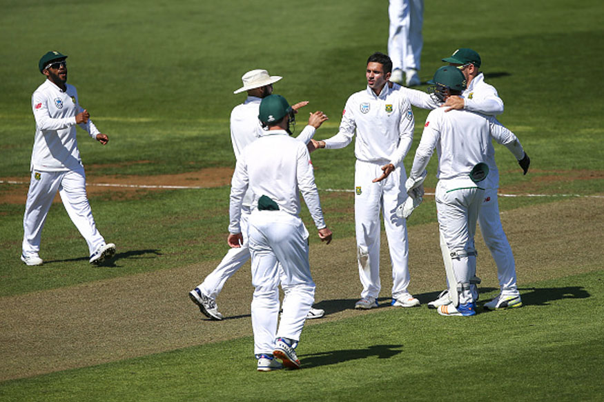 Proteas beat Black Caps by 8 wickets in second test