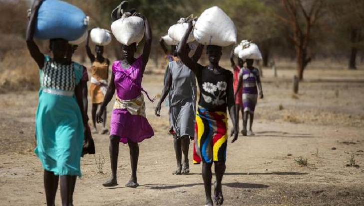 South Sudan buys weapons during famine says United Nations