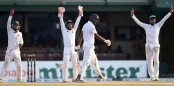 Ray of hope beacons the tigers as Sri Lanka 268-8 at stumps on Day 4