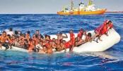Risky sea crossings fuel sharp rise in migrant deaths: UN