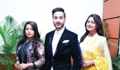 Nipun, Sajal, Kona on Rtv jury panel