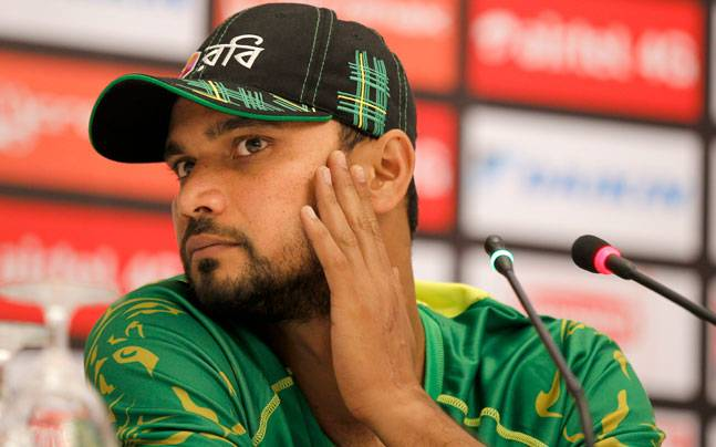 Mashrafe signs for Rupganj