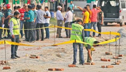 Suicide blast rocks RAB barracks