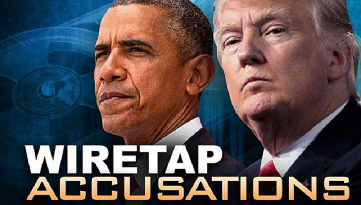 Trump clings to Obama wiretapping claims