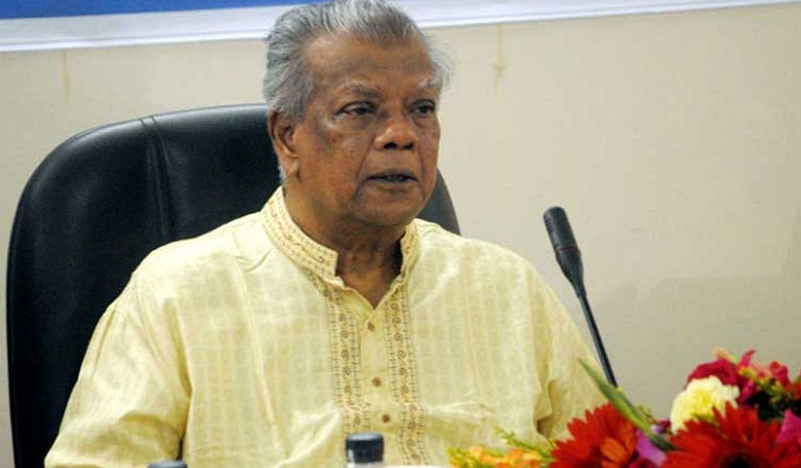 Bangladesh-India working to cut trade deficit says Industries Minister Amir Hossain Amu