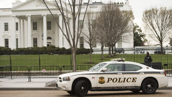 Bike rack jumper arrested near White House