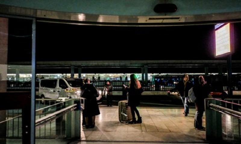 Larnaca airport in Cyprus evacuated over 'suspicious' pillow