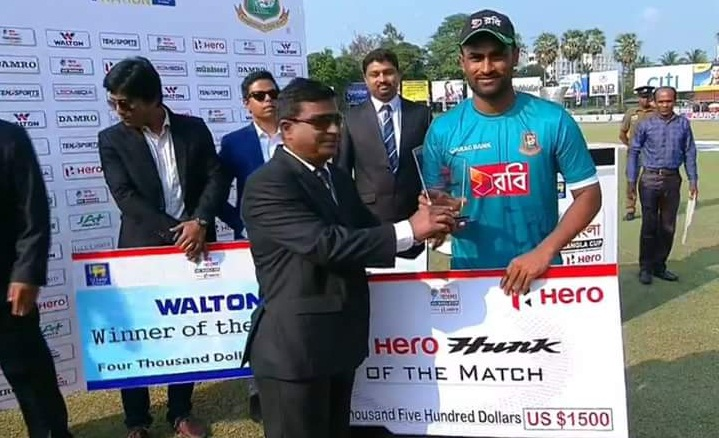 The foundation of this win laid on Galle Test say Tamim Iqbal