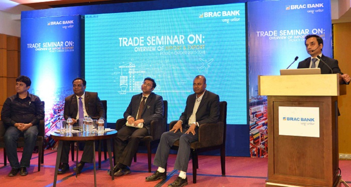 BRAC Bank organises Trade Seminar