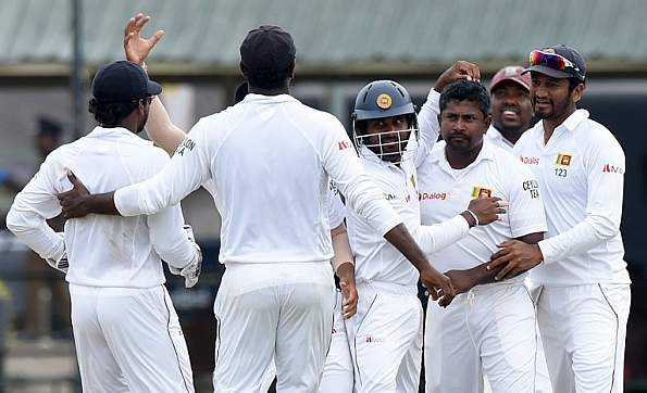 Sri Lanka to resume 2nd innings on Day 5