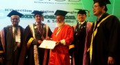 International College of Dentists' convocation held