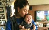 Taimur Ali Khan and mum Kareena's new picture shared online