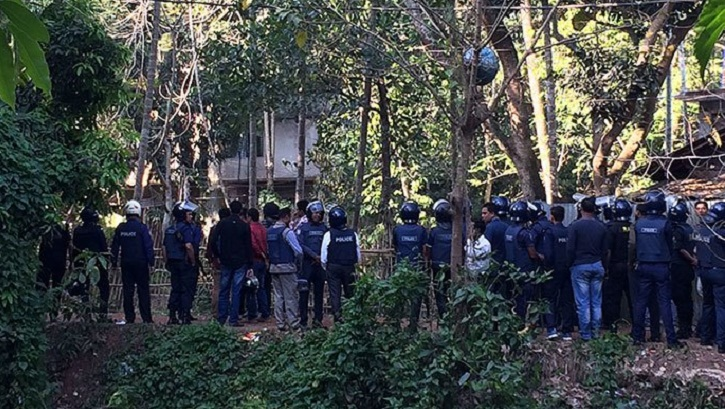 14 more bombs recovered from Sitakunda militant hideout