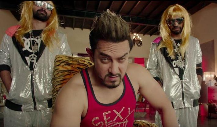 Aamir Khan singing for Secret Superstar?