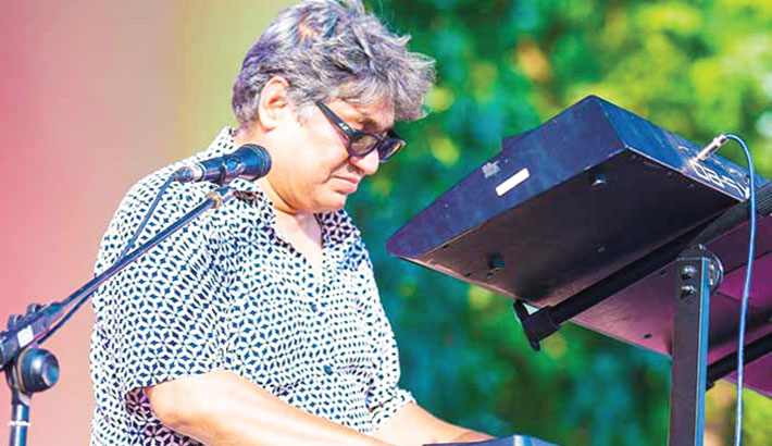 Foad Nasser Babu: A Musician  With A Message  For Young Musicians
