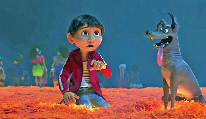 Disney enters land of dead in teaser trailer for Pixar's Coco