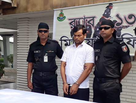 Dinajpur 'Pir' murder: Main accused held