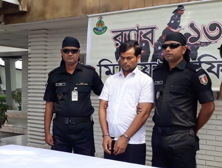 Dinajpur 'Pir' murder: Main accused held