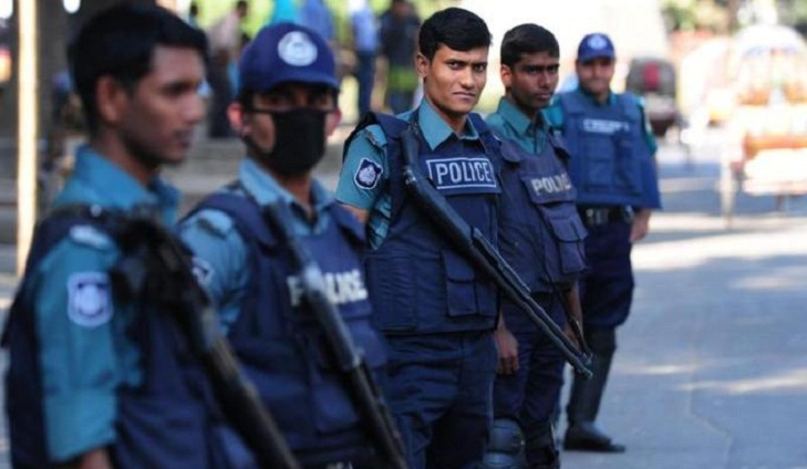 Two houses cordoned off suspecting militant den in Chittagong