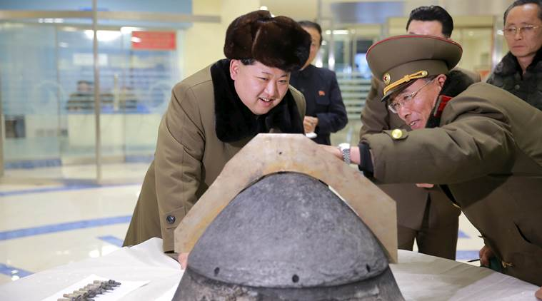 N.Korea rocket test shows 'meaningful progress': South