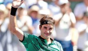 Federer reaches Indian Wells final