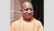 Hindu hardliner takes oath  as Uttar Pradesh CM