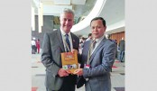 DIU chairman attends 'Global Entrepreneurship Congress'