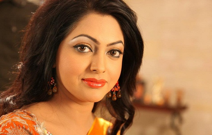 Actress Nipun comes with new film 'Dhushor Kuasha'