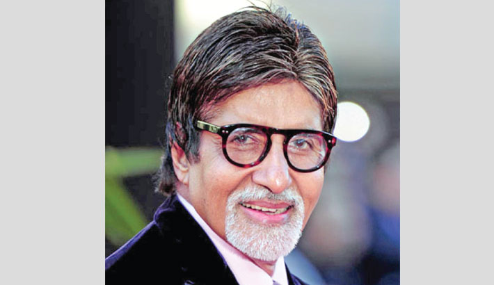 Amitabh suffers from strained neck
