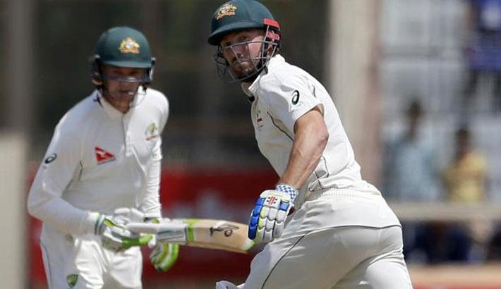 Marsh, Handscomb help Australia draw 3rd Test