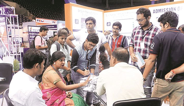 Job-oriented subjects getting priority in higher education
