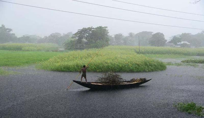 Farmers sufferer for rain