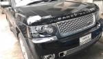 Customs seize Prince Moosa's car in city